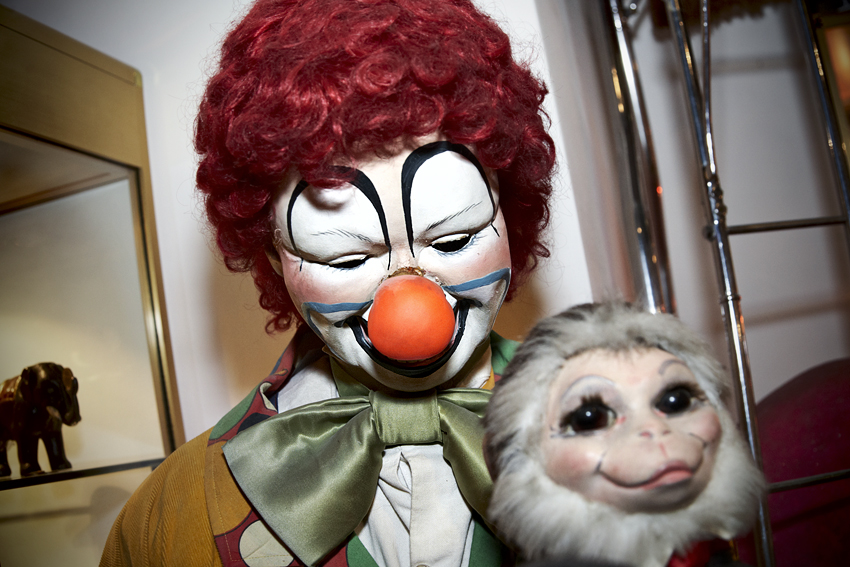 Circus- u. Clownmuseum Wien